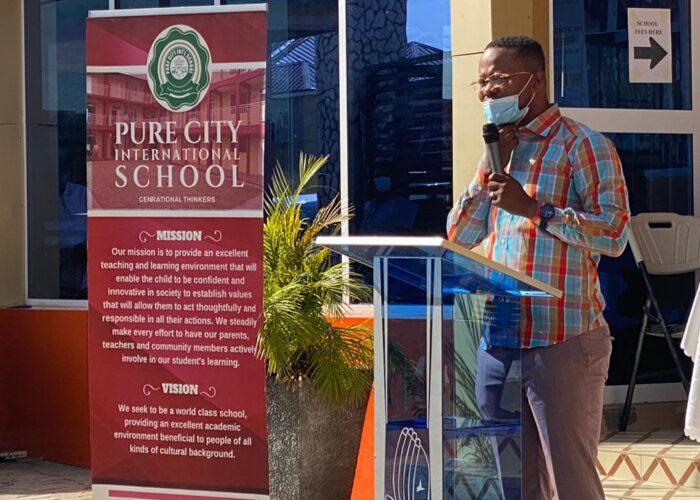 Precious Kwaku Senafiawo - PCIS Director